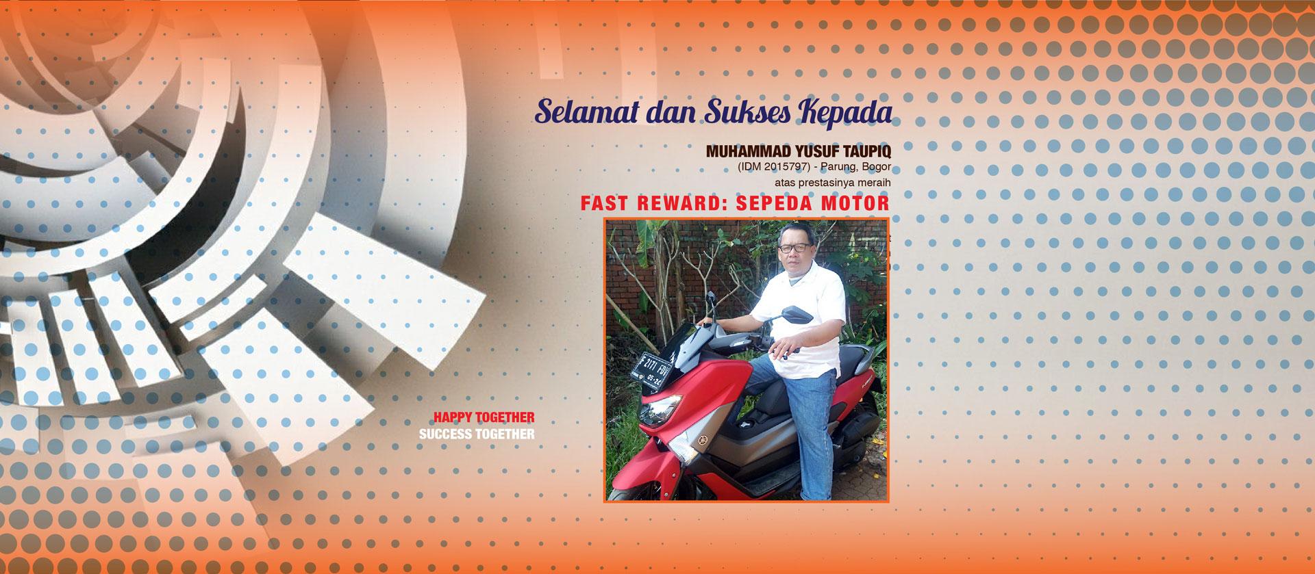 Fast Reward 3