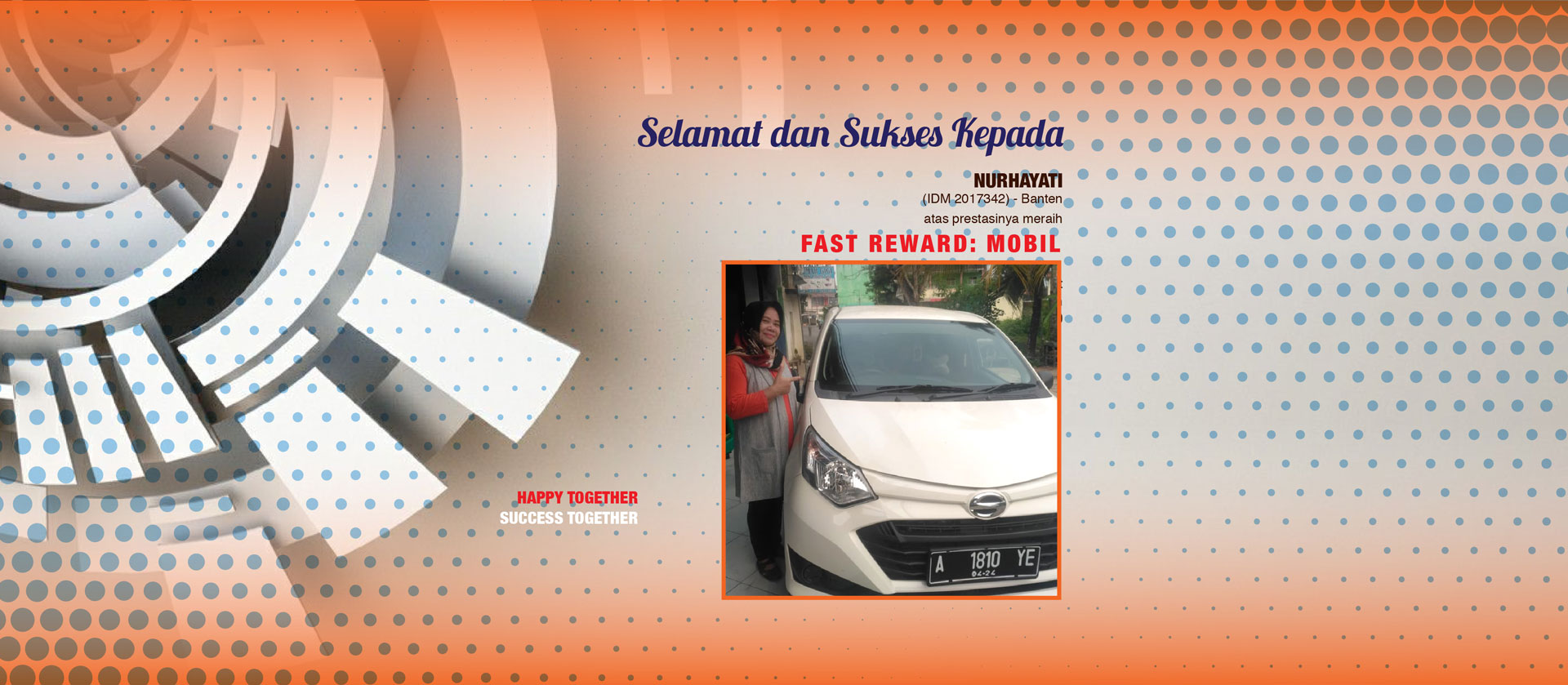Fast Reward 4