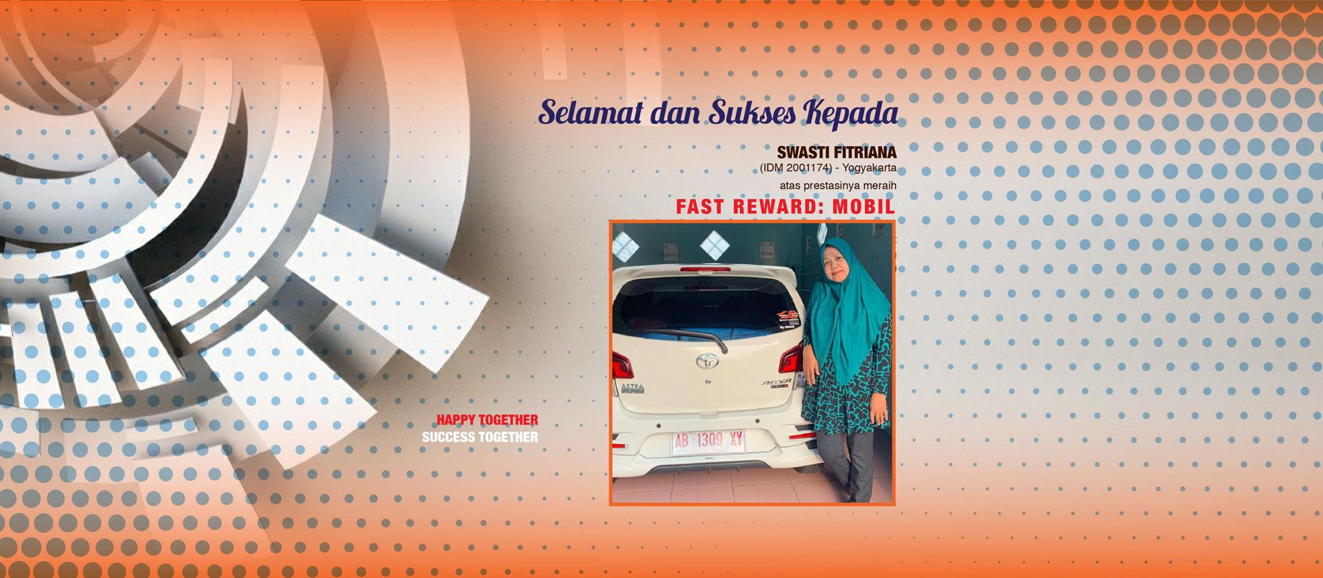 Fast Reward 7