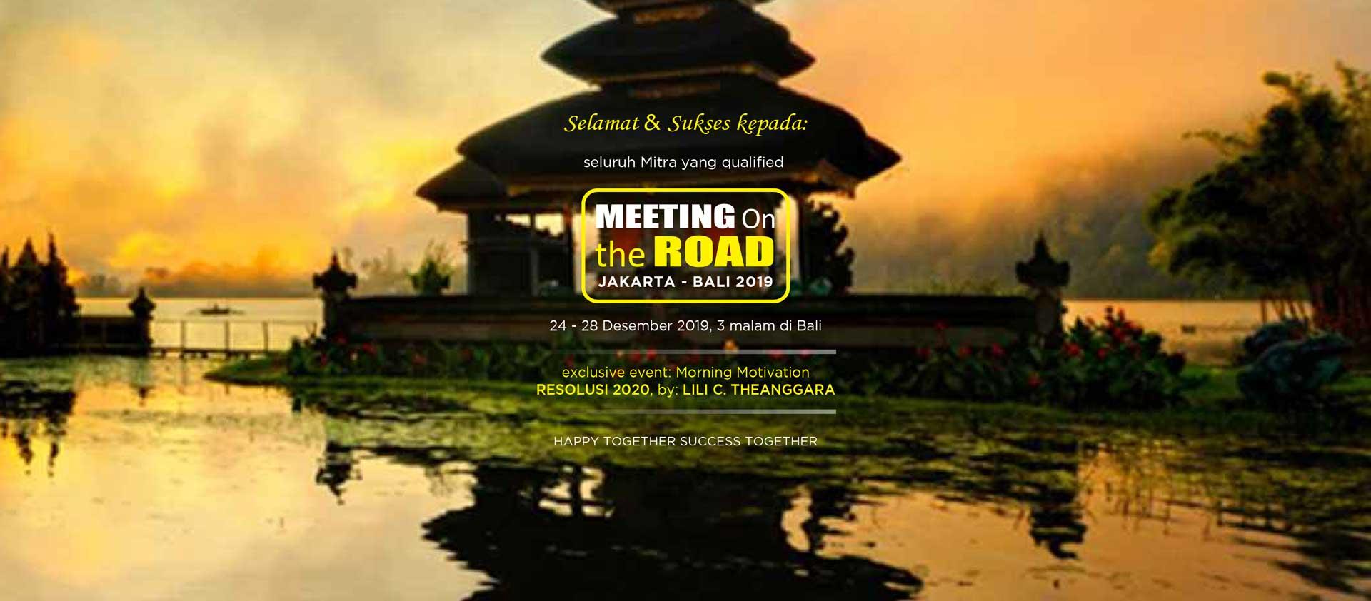 MOTR Jakarta – Bali